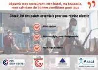 """""""Réouvrir mon restaurant, mon hôtel, ma brasserie, mon café dans de bonnes conditions pour tous"""""""