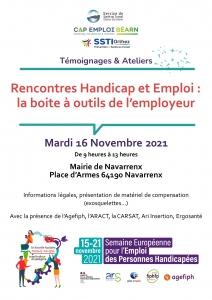 Rencontres handicap et emploi : la boite à outils de l'employeur