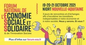 6ème Forum national de l'économie sociale et solidaire et de l'innovation sociale