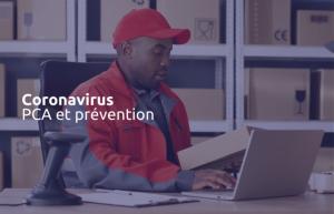 Coronavirus : continuité de l'activité et protection des  travailleurs