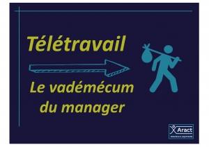 Télétravail : un vademecum pour les managers