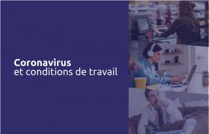 Coronavirus : enjeux et recommandations pour les entreprises