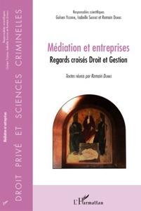 ouvrage mediation et entreprises