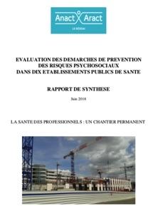 rapport evaluation hopitaux demarche RPS