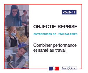 Objectif reprise TPE-PME - un accompagnement à la reprise et la poursuite de votre activité #COVID-19