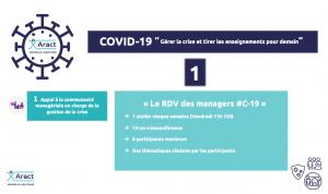 Retour sur les ateliers managers #covid-19