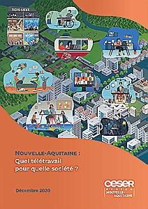 Quel télétravail, pour quelle société ? Rapport du Ceser Nouvelle-Aquitaine