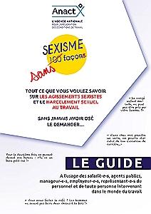 Sexisme au travail, un guide pour vous éclairer
