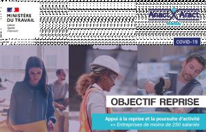 #Covid19 - Objectif reprise : combiner poursuite de l'activité et prévention dans les TPE-PME