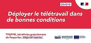 #Covid19 - Objectif reprise : organiser le travail dans de bonnes conditions