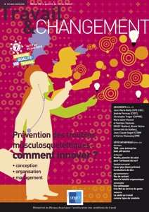 N° 331 - Prévention des troubles musculosquelettiques : comment innover ?