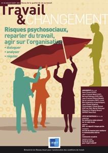 N° 332 - Risques psychosociaux, reparler du travail, agir sur l'organisation