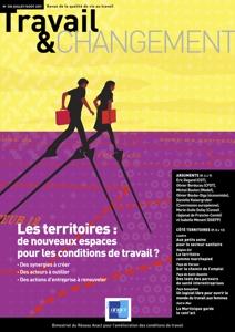 N° 338 Les territoires : de nouveaux expaces pour les conditions de travail ?