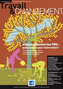 N° 336 - Accompagnement des PME : quels ressorts pour l'intervention?