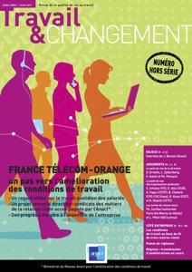 Hors Série : France Télécom - Orange, un pas vers l'amélioration des conditions de travail
