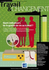 N° 334 - Quels indicateurs de la qualité de vie au travail ?