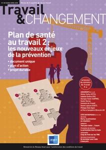 N° 330 - Plan de santé au travail 2 : les nouveaux enjeux de la prévention