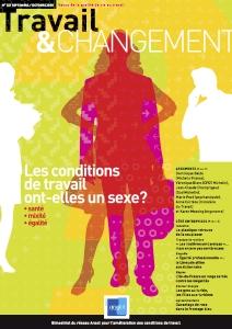 N° 327 - Les conditions de travail ont-elles un sexe ? Santé, mixité, égalité...