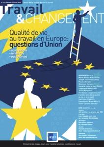 N° 323 - Qualité de vie au travail en Europe : questions d'Union