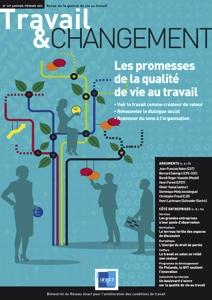 N°347 Les promesses de la qualité de vie au travail : voir le travail comme créateur de valeur, renouveler le dialogue social, redonner du sens à l'organisation