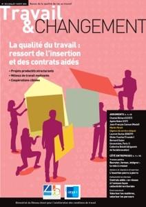 N° 350 La qualité du travail : ressort de l'insertion et des contrats aidés