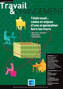 N°353 Télétravail : codes et enjeux d'une organisation hors les murs