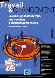 N°355 La conciliation des temps, une question à plusieurs dimensions