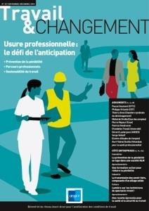 N°357 Usure professionnelle : le défi de l'anticipation