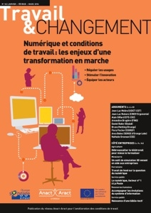 N°362 Numérique et conditions de travail : les enjeux d'une transformation en marche