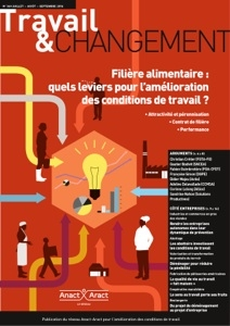 N°364 Filière alimentaire : quels leviers pour l'amélioration des conditions de travail ?