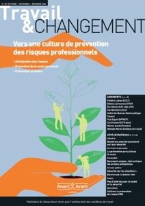 N° 365 Vers une culture de prévention des risques professionnels