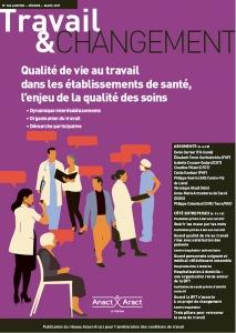 N° 366 Qualité de vie au travail dans les établissements de santé, l'enjeu de la qualité des soins