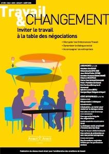 N° 370 Inviter le travail à la table des négociations