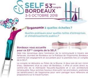 Congrès de la SELF 2018 à Bordeaux