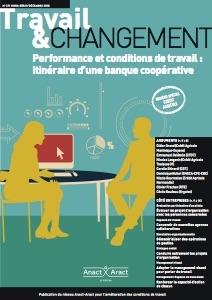 N° 371 Performance et conditions de travail : itinéraire d'une banque coopérative