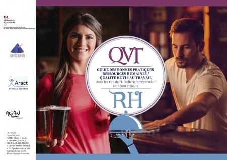 Guide des bonnes pratiques RH-QVT dans les TPE de l'hôtellerie-restauration en Béarn et Soule